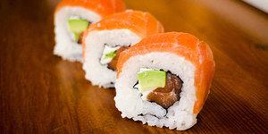 Вкусные суши. Доставка на дом