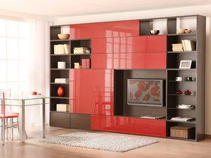 Корпусная мебель в Нижневартовске от компании «ВартСтандарт»!