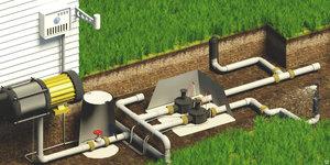 Проектирование и монтаж автоматических систем водоснабжения
