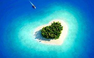 Самые романтические места на Земле! часть 2