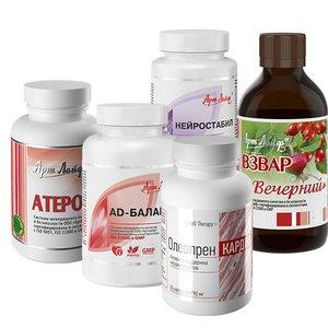 БАДы Арт Лайф для поддержания сил и здоровья