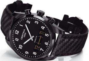 Наручные часы DS Multi-8 от компании Certina – оригинальные часы для активного образа жизни