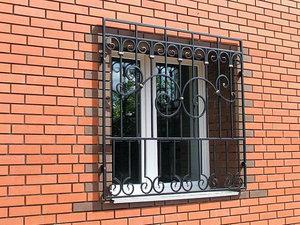 Решетки на окна. Кованые решетки. Металлические решетки