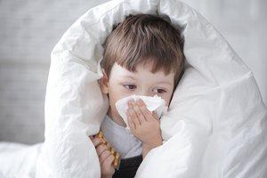 Анализ на грипп у ребенка