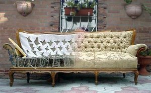Реставрация мягкой мебели в Орске