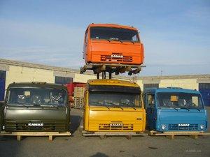 Купить кабину КАМАЗ в Вологде