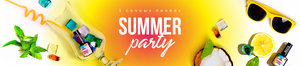 Гель-лаки TNL Professional - Summer Party