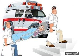 Перевозка лежачего больного из города в город 8-800-550-81-03