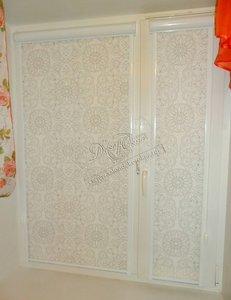 Купить рулонные шторы для мансарды