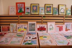 Проведение детских выставок в Вологде