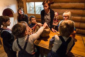 День защиты детей в музее «Тульские древности»