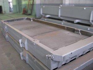 Металлоформы для ЖБИ на заказ