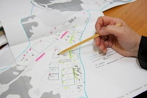 Подготовка проекта межевания территории
