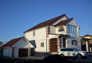 Строительство домов под ключ разной этажности