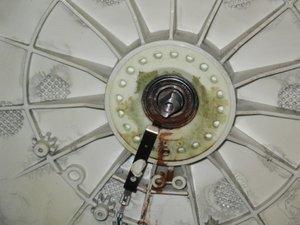 Замена подшипников барабана в стиральной машине автомат
