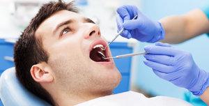 Лечение глубокого кариеса зубов. Обращайтесь!