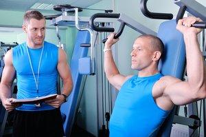 Составление программы тренировок в зале
