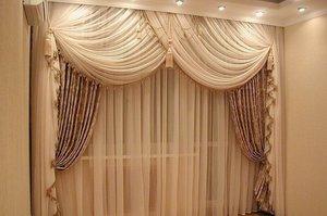 Пошить шторы на заказ недорого