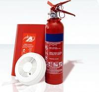 Пожарная сигнализация в Кемерово: установка «под ключ» по честным ценам от Монтажного центра «Сигма»
