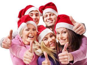 Бронируйте новогодний корпоратив в кафе в Туле!