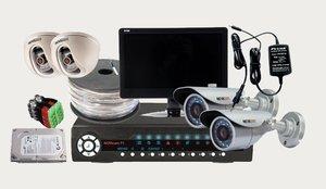 Камеры Новикам – первые на рынке видеонаблюдения