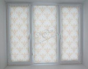 Изготовление автоматических рулонных штор на окна