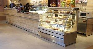 Холодильные витрины для магазинов, ресторанов, кафе