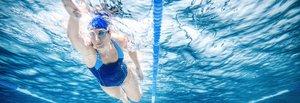 """Свободное плавание в бассейне СКК """"Спектр"""""""