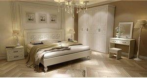 Где купить кровать в Кемерово? Мебельный салон Ana Belli предлагает качественную мебель из МДФ!