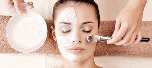 Профессиональный косметический пилинг для лица