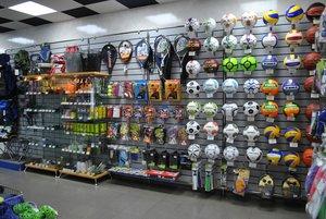 Спортивный магазин в Череповце
