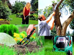 Садовый инструмент – Вам в помощь!