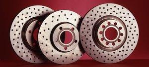 Тормозные диски на корейские авто купить в Оренбурге