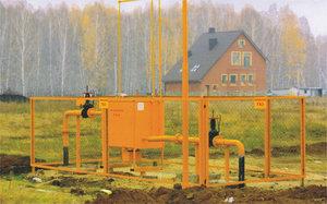 Заказать строительство газопровода в Череповце