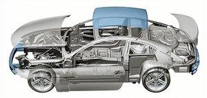 Кузовной ремонт автомобиля в Туле