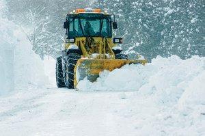 Услуги по уборке снега в Вологде
