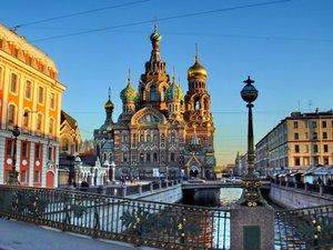 Экскурсионные туры в Санкт-Петербург для школьников в Череповце!