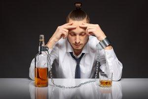 Человек и алкоголь - вредная и губительная связь!