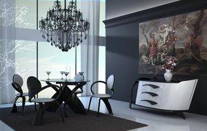 Эксклюзивная гнутая мебель от компании Актуальный дизайн!