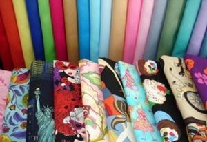 Купить ткани в Орске