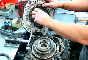 Качественный ремонт КПП любой сложности