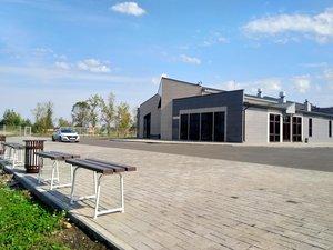 Зал прощания (ритуальный центр) в Череповце