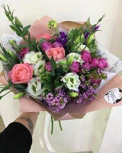 """Заказать цветы в Орске легко в """"Dom Shumov"""""""