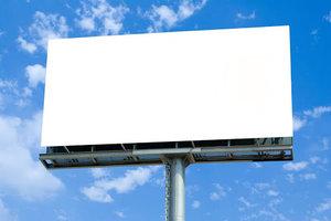 Реклама на щитах в Оренбурге
