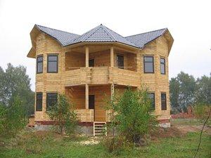 Дома из бруса в Вологде