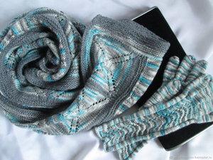 Снуды, палантины, перчатки, шарфы