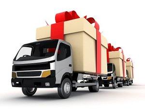 Транспортная компания «ГлавДоставка» объявляет о предстоящей акции «Рождественские скидки»!