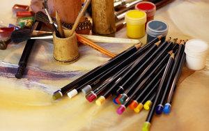 Занятия в художественной школе по предпрофессиональной программе