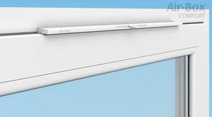 Вентиляционный клапан Air-Box Comfort
