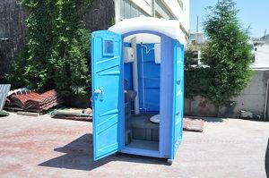 Арендовать туалетную кабинку
